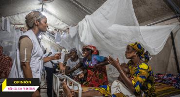 Niger: 15 años tratando malnutrición y malaria sin descanso