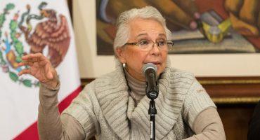 Dice Olga Sánchez Cordero que México no romperá relaciones diplomáticas con Bolivia