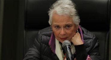 Sánchez Cordero desmiente renuncia: