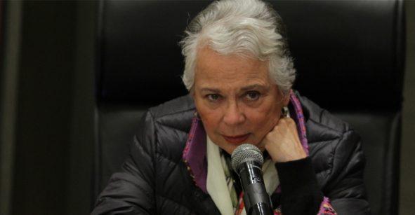 Sánchez Cordero rechaza desaparecer el tipo penal de feminicidio