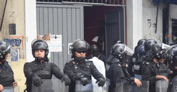 Otra vez Peralvillo: Decomisan bolsas de 'cristal' en una vecindad de la colonia Morelos