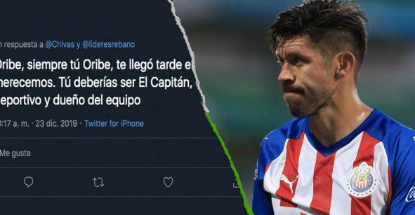 Oribe Peralta volvió a anotar con Chivas y ya lo ponen como próximo campeón de goleo
