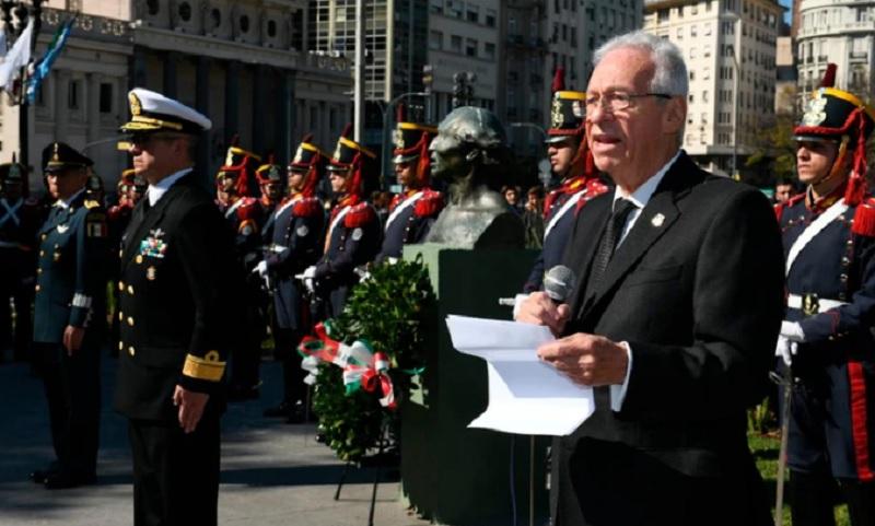 Acepta Marcelo Ebrard renuncia de Ricardo Valero, embajador de México en Argentina, por motivos de salud