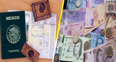 Este será el costo para sacar el pasaporte mexicano en 2020