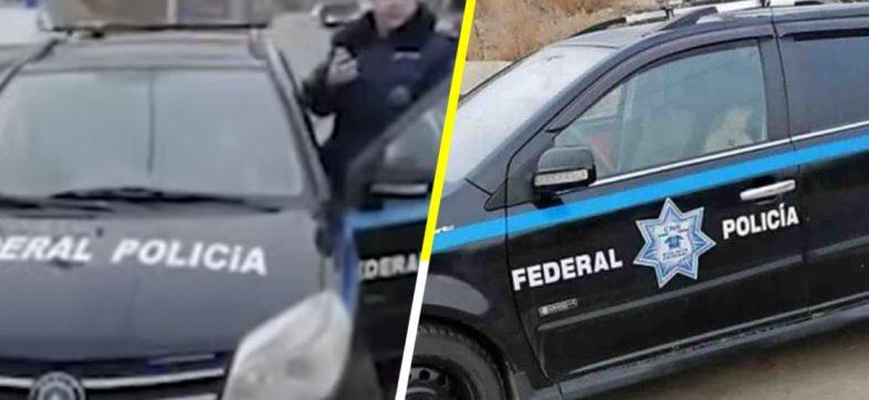 No es broma: Detienen en Rusia a sujeto por conducir patrulla falsa de la Policía Federal