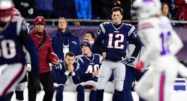 Los Pats rompen la muralla de los Bills y son dueños del Este en la AFC