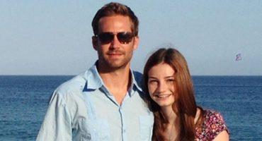 La hija de Paul Walker y Vin Diesel buscan construir una escuela en Guatemala