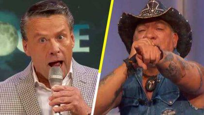 Alfredo Adame y Carlos Trejo se agarraron en una batalla de rap y es lo mejor que hemos visto