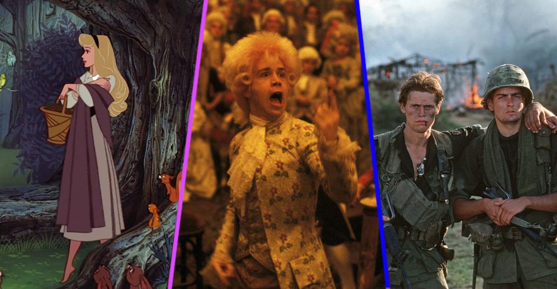 'Platoon' y 'La bella durmiente': Estas películas fueron añadidas al National Film Registry