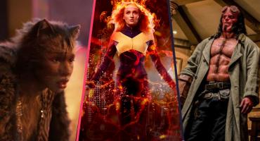 ¡No la armaron!: Las películas que fracasaron en taquilla este 2019