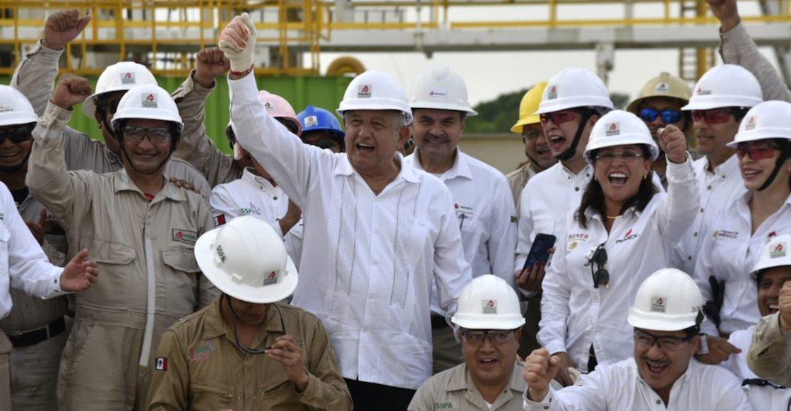 ¡Ah, jijo! Descubren en Tabasco yacimiento de petroleo más importante en 30 años