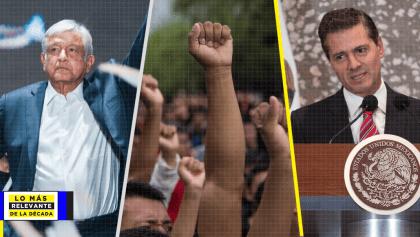Los personajes que marcaron la segunda década del siglo en México