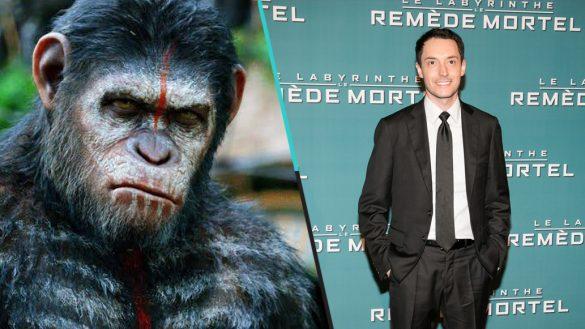 Habrá una nueva película de 'Planet of the Apes' con Wes Ball de 'Maze Runner'