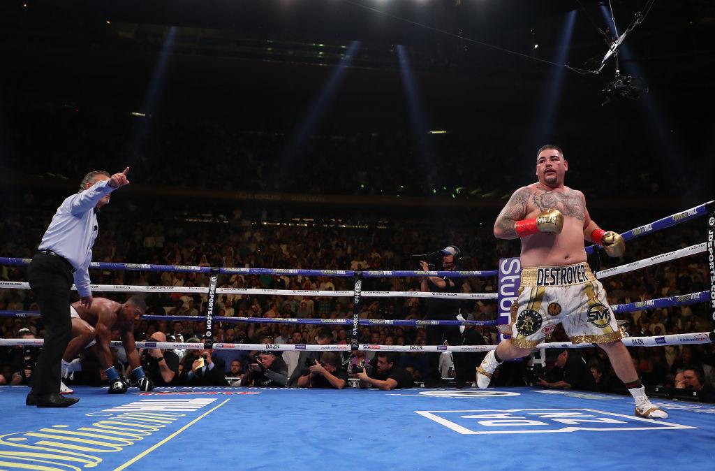 Boletos para la pelea entre Andy Ruíz y Anthony Joshua te costarán 'un ojo de la cara'