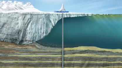 Buscan el hielo más antiguo del planeta para medir los daños del efecto invernadero en la historia