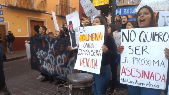 protestas-universidad-guanajuato-alumnos