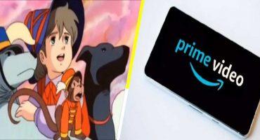 ¡Increíble! 'Remi', 'Capi' y 'Corazón Alegre' aterrizan en Amazon Prime Video