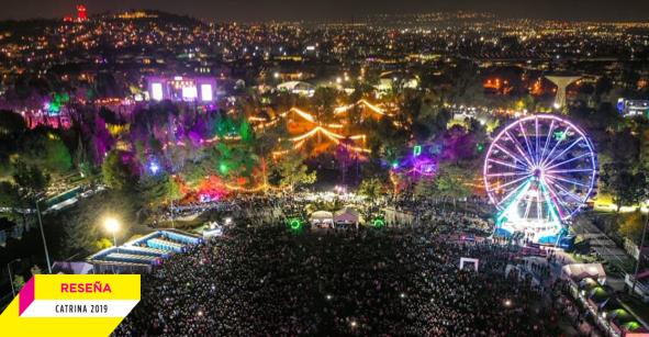 Cerrando el año con broche de oro: Así se vivió el Festival Catrina 2019