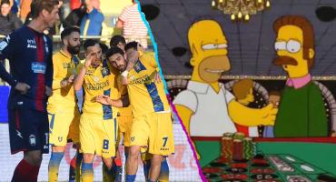 Revelan conversación que evidenciaría amaños en el futbol de Italia