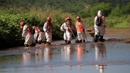 Gobierno de EPN ocultó un segundo derrame en los ríos Sonora y Bacanuchi, revela COFEPRIS