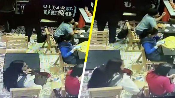 Mujer roba cartera en cafetería de Coyoacán; gasta 70 mil pesos con las tarjetas bancarias