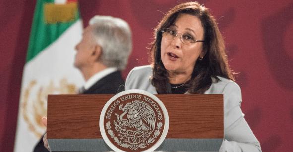Rocío Nahle, titular de Secretaría de Energía, da positivo a COVID-19