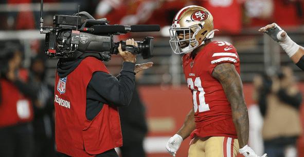 Los San Franciso 49ers mandan en la NFC Oeste tras derrotar a los Rams