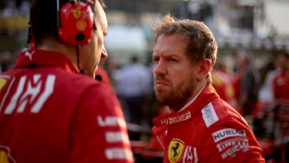Vettel busca lugar en McLaren y Ferrari sigue coqueteando con Hamilton