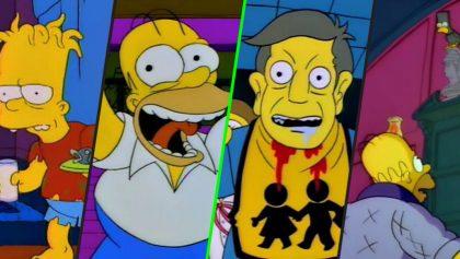 Los 10 mejores capítulos de 'La casita del horror' de 'Los Simpson' según @SimpsonitoMX