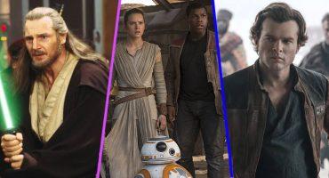 Acá te decimos dónde y cómo ver las películas de 'Star Wars' en streaming