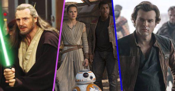 Estas son las películas de 'Star Wars' que están disponibles en streaming