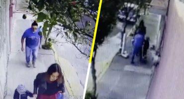 Sujeto levanta la falda a una mujer, ella lo denuncia y la policía le dice que no haga más