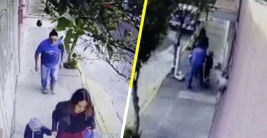 """Sujeto levanta la falda a una mujer, ella lo denuncia y la policía le dice que no haga más """"para no meterse en problemas"""""""