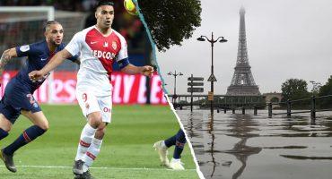 ¿Cuándo se jugará el Mónaco vs PSG tras ser suspendido por fuertes lluvias?