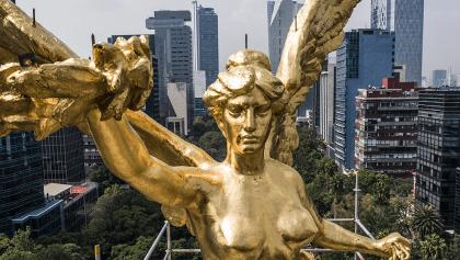 The Other View: El libro que retrata cómo se ve México desde las alturas
