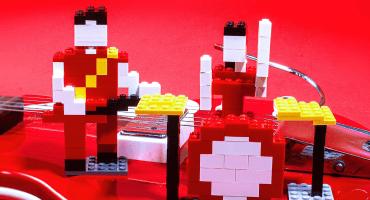 El regalo perfecto sí existe: The White Stripes pone a la venta un set de LEGO de