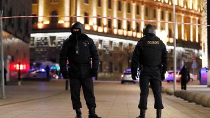 Tiroteo en el centro de Moscú deja al menos 3 personas fallecidas