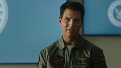 ¡Una leyenda! Checa el nuevo tráiler de 'Top Gun: Maverick' con el regreso de Tom Cruise