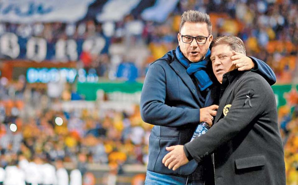Mohamed admite que el 'Piojo' Herrera' tiene calidad para dirigir en Europa