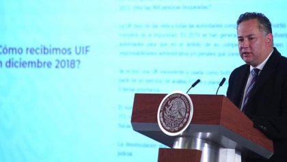 La UIF ha bloqueado a mil 371 sujetos en 2019; en 2018 sólo fueron 57