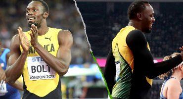 ¿Qué le panzó? Usain Bolt reapareció en Tokio con unos 'kilitos de más'