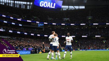 El Tottenham de Mourinho regresó a la senda de la victoria con goleada al Burnley