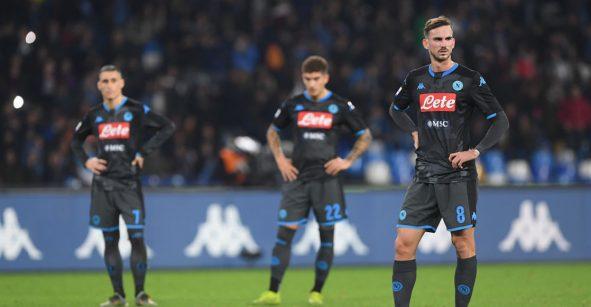 Gattuso debuta con el Napoli con dolorosa derrota ante el Parma en el último minuto