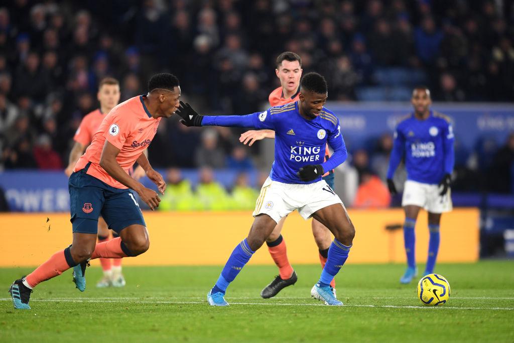 Gol 'al filo del VAR' de Jamie Vardy rescató el empate para el Leicester