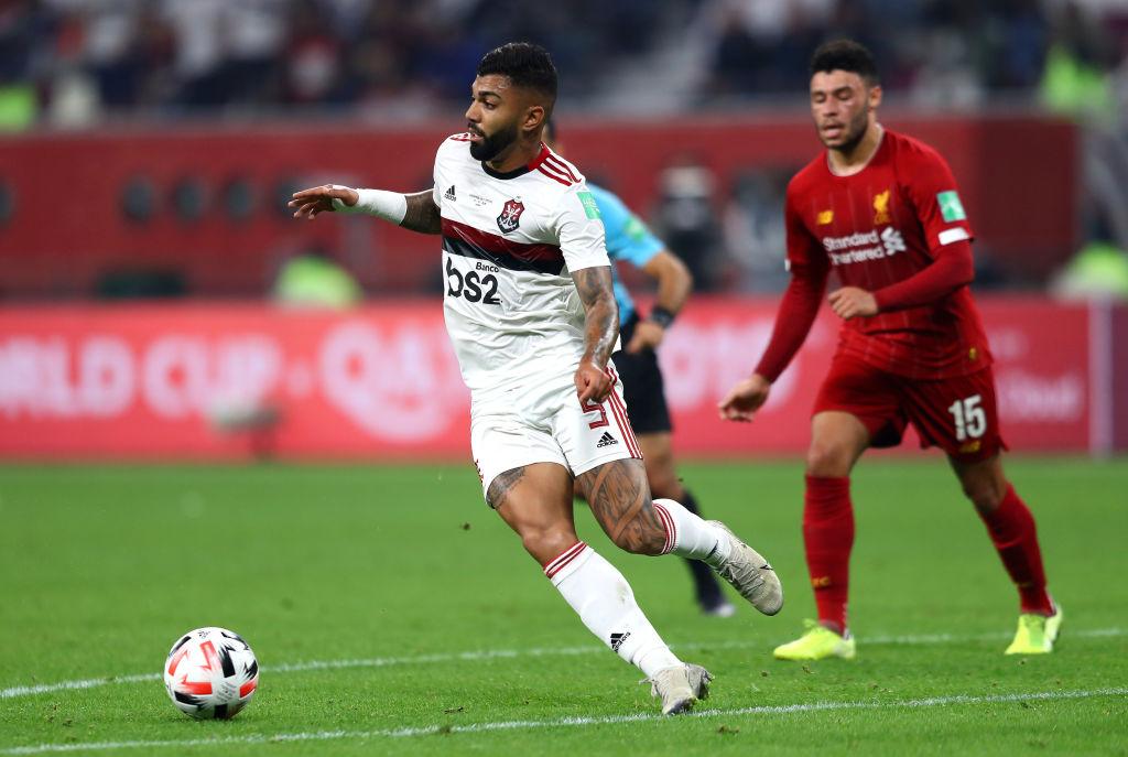 Liverpool v Flamengo - Mundial de Clubes