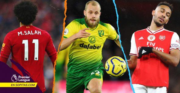 El 'cliente' de Salah, el histórico Pukki y la crisis del Arsenal: Lo que nos ha dejado la J17 de la Premier