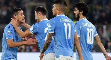 ¡Adiós invicto! Lazio le propinó su primera derrota de la temporada a la Juventus