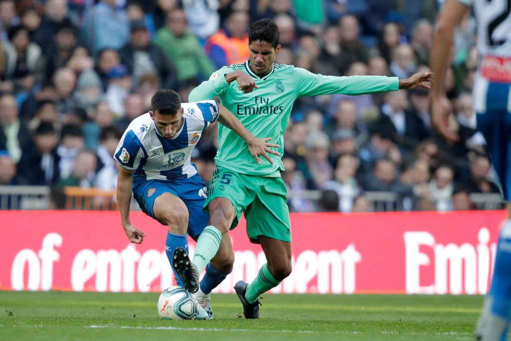 Real Madrid doblegó al Espanyol y vuelve a ser líder de La Liga