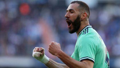 Esto es lo que necesita Benzema para igualar su mejor temporada en el Real Madrid
