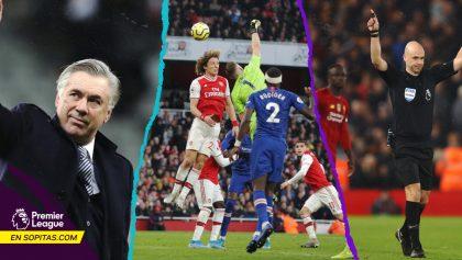 Las 50 de Ancelotti, Santa Leno y sus 'regalos', LiVARpool y su 'robo': Lo que nos dejó la J20 de la Premier